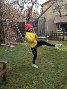 pt stockholm personlig tranare alin bistoletti styrka springteknik